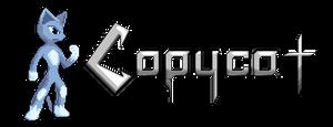 Copycat Logo - Old by Vandagen