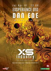 Dan Ene at Xs Industry by argoaeon