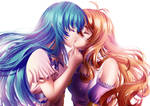 Runo x Alice 02 by rialynkv
