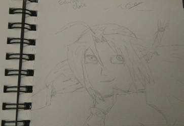 Sketchbook: Edward Elric by Tara-Jayne1994