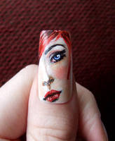 Face nail 1 improved by RoseTheHobbit