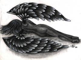 Angel by Aszde