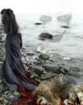 Tiefe Wasser sind nicht still by CoolBlue-Gord10