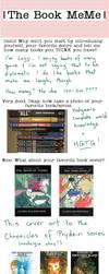 PAD Book Meme by PoppedArtDolls
