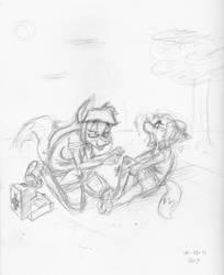 First Aid -Sketch- by Django90