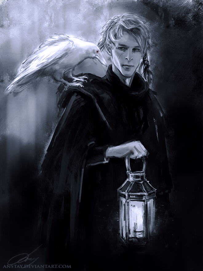 Quoth the Raven by Anstay