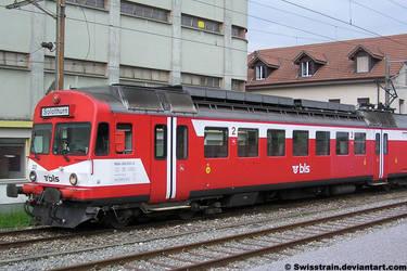 BLS RBDe 566 I 223-4 by SwissTrain