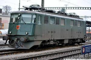 SBB Ae 6-6 11453 by SwissTrain