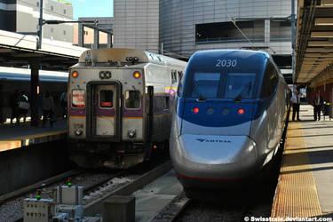 Amtrak Acela Express 2030 by SwissTrain