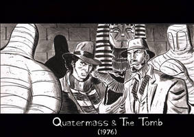 Quatermass +the Tomb-danmcdaid by TheDeviantMakepeace