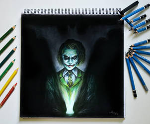 Why so serious by AueySupaluk