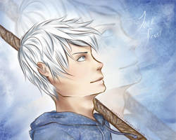 My Name Is Jack Frost by Zinantis