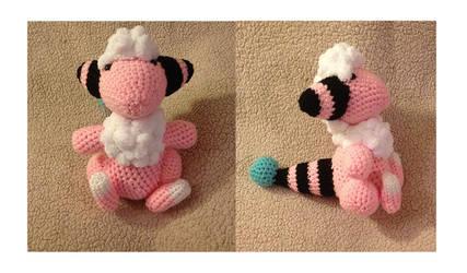 Crochet Flaaffy by LittleNii