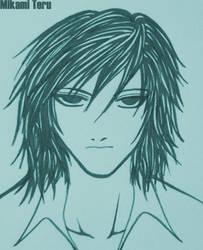 Death Note - Mikami Teru by fk