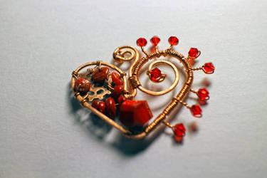 Clockwork Heart (WiP) by Anneay9