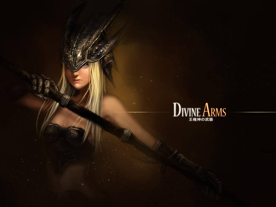 Dragon Warrior - Promo Poster by MercurialXen