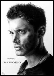 .:: Dean Winchester ::. by Emdigin