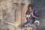 My Variana Wrynn cosplay by Ewenae