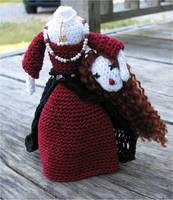 anne boleyn doll by FoxandMoon