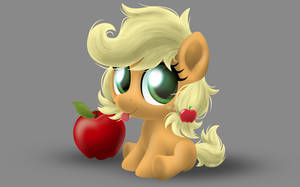 Baby AppleJack by SymbianL