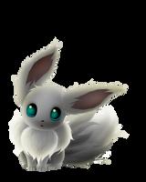 Shiny Eevee by SymbianL