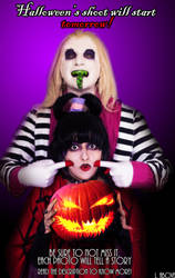 Halloween shoot project! by LaisAbove