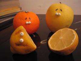 Fruitkiller strikes again by TheGreatSlug