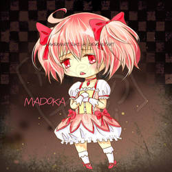 Madoka Button by KakeranoTsuki