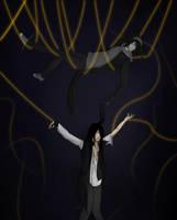 The Puppeteer VS -redo- by IvyDarkRose