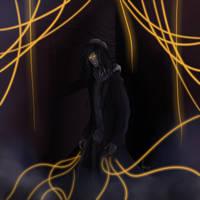 Embrace the warm glow [+ Speedpaint ] by IvyDarkRose