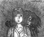 Darkness surrounding by Nofarelty