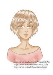 Petit sketch by VivianDolls