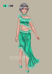 [ORIGINAL] Clothing series - Dresses 2 by VivianDolls