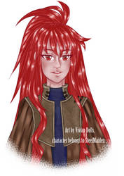 [Request] Kalvery by VivianDolls
