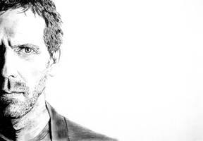 Hugh Laurie by rorymac666