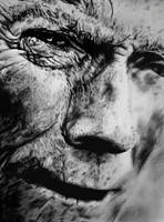 Clint Eastwood by rorymac666