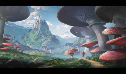 Long Journey Ahead by Kildibek
