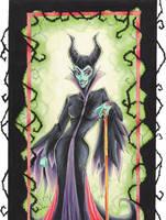 Maleficent by Faerytale-Wings