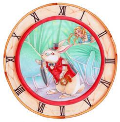 White Rabbit by Faerytale-Wings