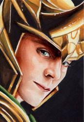 Loki by Faerytale-Wings
