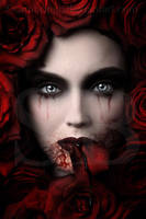 Blood and Roses by SamBriggs