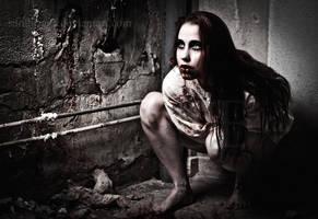 Malkavian Vampire VI by SamBriggs