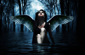 Fallen Angel by SamBriggs