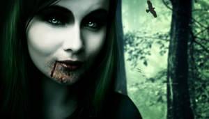 Vampire Beauty XVI by SamBriggs