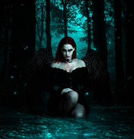 Dark Angel X by SamBriggs