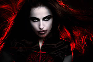 Vampire Beauty XXIII by SamBriggs