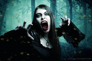 Vampire Mircalla 2 by SamBriggs
