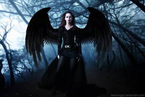 Dark Angel by SamBriggs