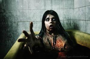 Blood Bath (Small) by SamBriggs