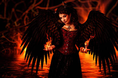 Hells Angel by SamBriggs